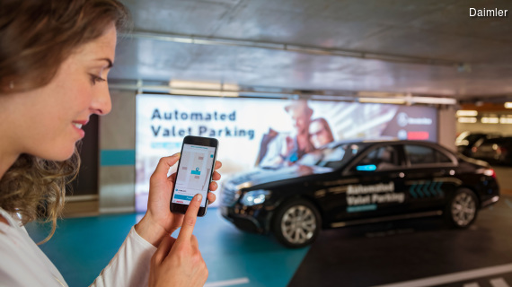 Automated Valet Parking